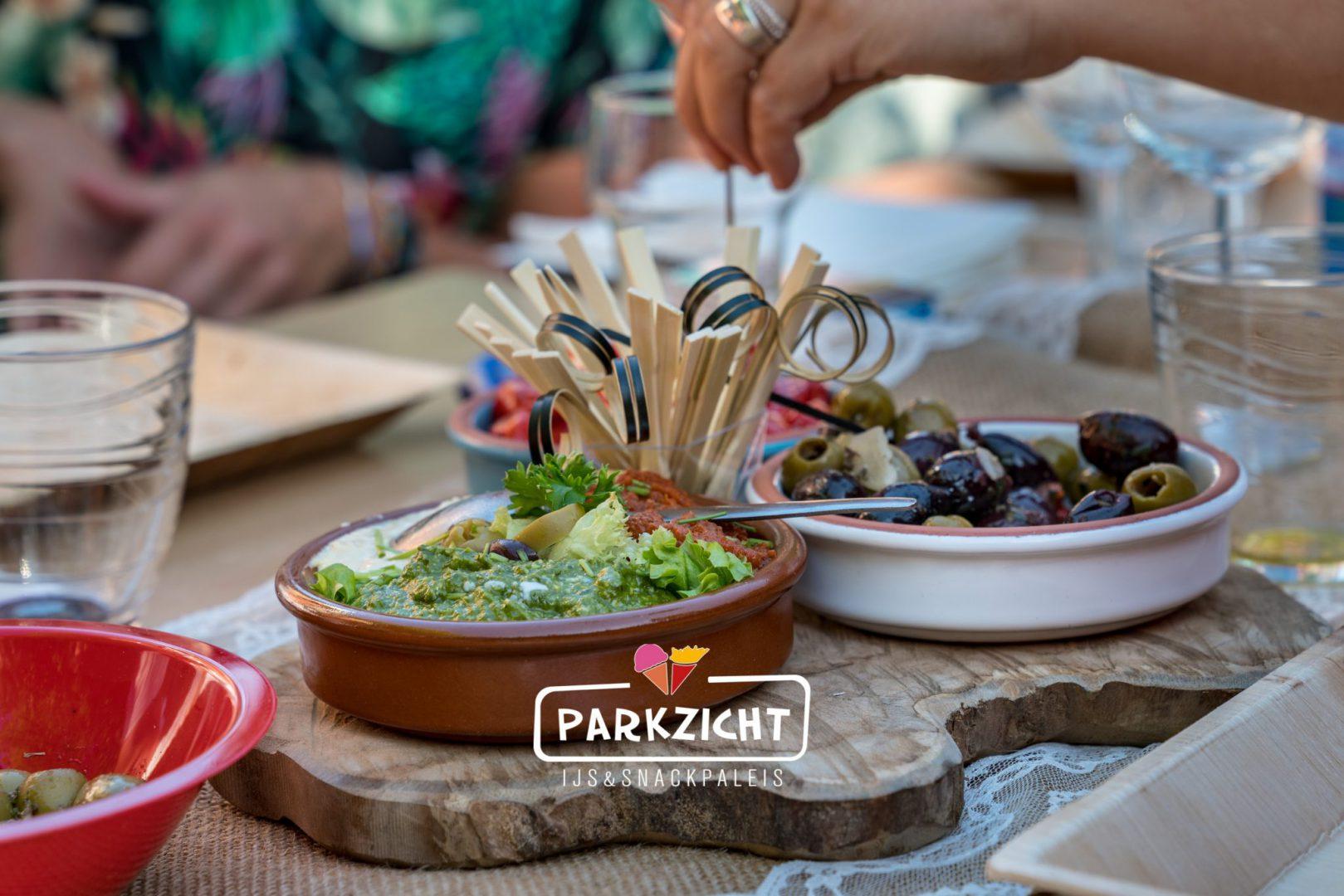 Ijs & Snackpaleis Parkzicht te Sassenheim doet ook aan catering! Yum yum!