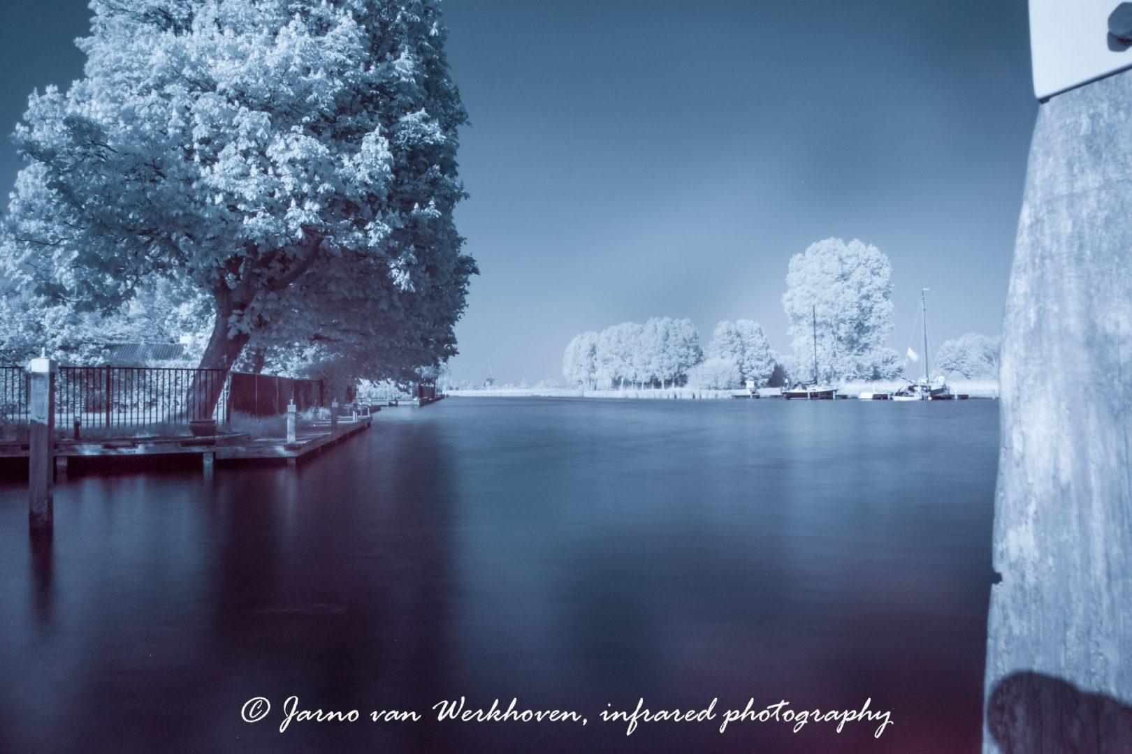 Infrarood Eiland Koudenhoorn Warmond