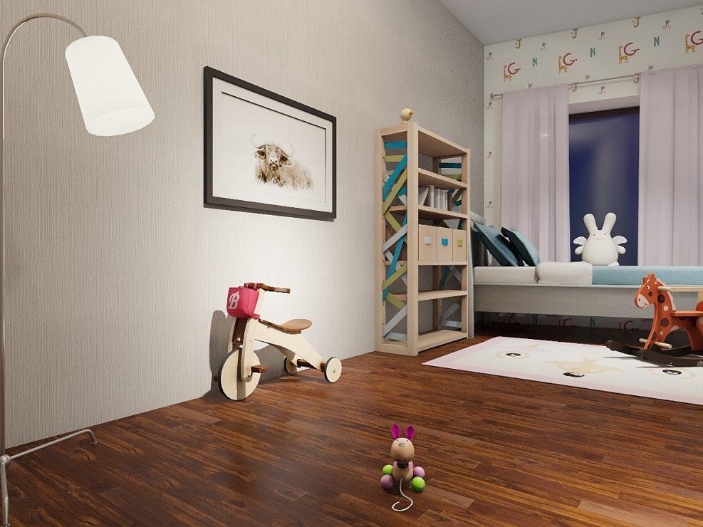 3D Render Mien Ruyspark 15, Oegstgeest
