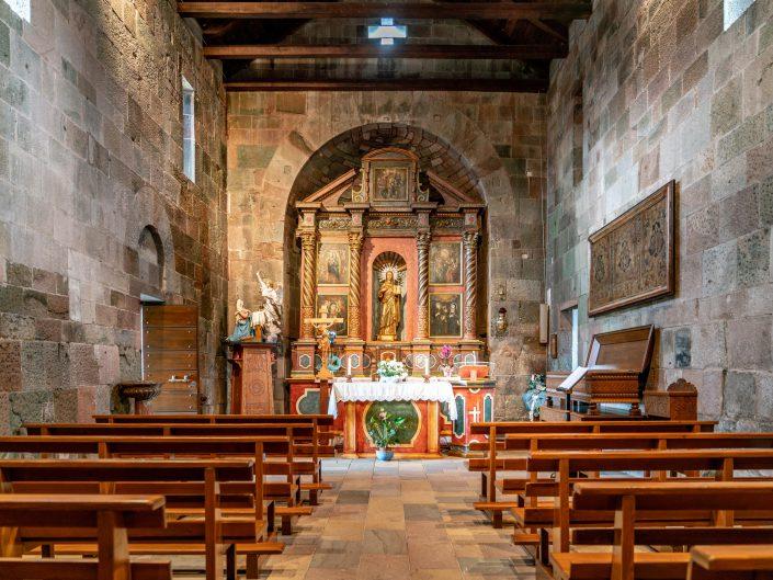 Church Saint Antioco of Bisarcio