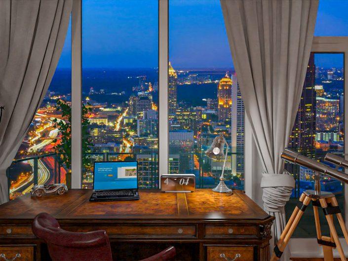 Atlanta apartment, 3D Design