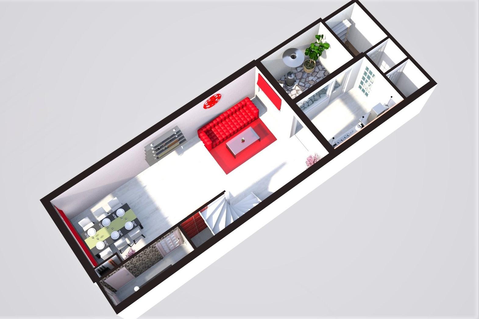 Floorplan 2D & 3D