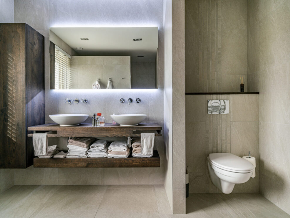 vastgoedfotografie badkamer